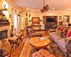 Senior Gated Communities Living Room